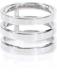 Repossi Bague en or blanc 18 ct Berbere