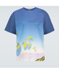 Valentino - Camiseta Floating Islands - Lyst