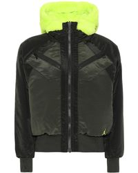 Nike Jordan Reversible Bomber Jacket - Green