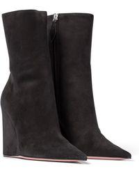 AMINA MUADDI Ankle Boots Pernille - Schwarz