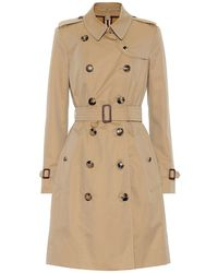 Burberry Trench The Chelsea in cotone - Neutro