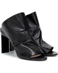 Nicholas Kirkwood - D'arcy 85 Leather Mules - Lyst