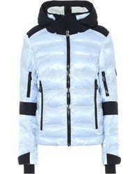 Toni Sailer Tami Hooded Ski Jacket - Multicolour