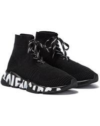 Balenciaga - Sneakers Speed - Lyst