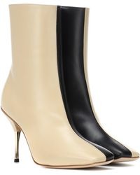 Petar Petrov - Svea Leather Ankle Boots - Lyst
