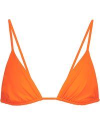 Eres Bikini-Oberteil Mouna - Orange