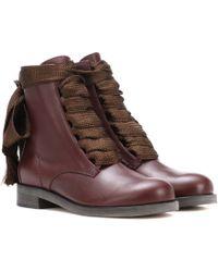 4fbe28c15158 Lyst - Chloé Harper - Women s Chloé Harper Boots