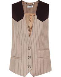 Altuzarra - Wallace Wool-blend Vest - Lyst