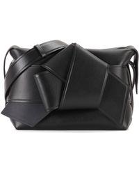Acne | Exclusive To Mytheresa. Com – Musubi Leather Handbag | Lyst