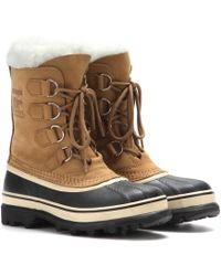 Sorel 'caribou' Boot - Black