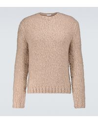 Gabriela Hearst Pullover Lawrence in cashmere - Neutro