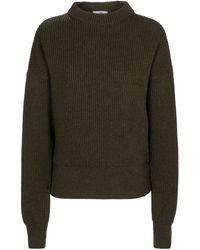 CORDOVA Jersey Megève de lana merino - Verde