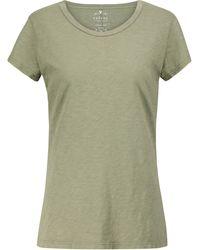 Velvet Camiseta Odelia de algodón - Multicolor