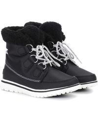 Sorel - Cozy Carnival Ankle Boots - Lyst