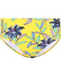 Diane von Furstenberg - Floral Bikini Top - Lyst