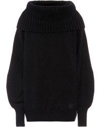 Givenchy - Oversized Cashmere Sweater - Lyst