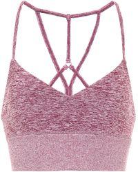 Alo Yoga Sujetador deportivo Alosoft Lavish - Rosa