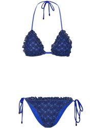 Missoni - Crochet-knit Bikini - Lyst