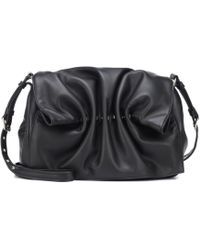 Valentino - Bloomy Leather Shoulder Bag - Lyst