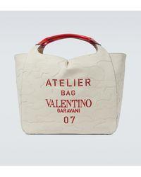 Valentino Garavani Tote Atelier - Multicolor