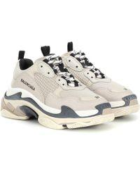 Balenciaga Sneakers Triple S - Mehrfarbig