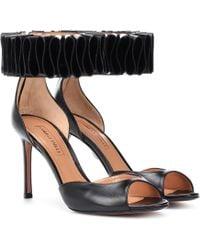 Samuele Failli - Alexandra 90 Leather Sandals - Lyst