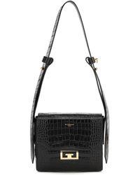 Givenchy Bolso de hombro Eden pequeño - Negro