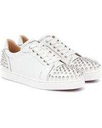 christian louboutin sneakers femme