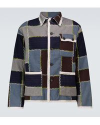 Bode Chaqueta One of a Kind - Multicolor