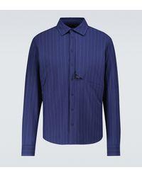 Sease Gate Padded Jacket - Blue