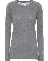 Velvet Zofina Cotton-blend Top