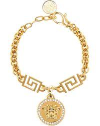 Versace Bracelet Medusa - Métallisé