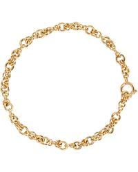 Spinelli Kilcollin Pulsera Helio de oro de 18 ct - Amarillo