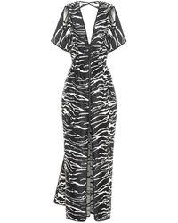 Maticevski Insecta Cotton-blend Dress - Black