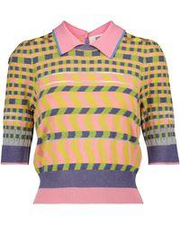 Diane von Furstenberg Pull Jenny - Multicolore