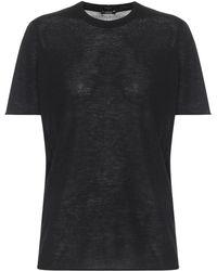 JOSEPH - T-Shirt Cashair aus Kaschmir - Lyst