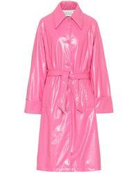 MM6 by Maison Martin Margiela Trench-coat oversize - Rose