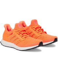 adidas Sneakers Ultraboost aus Mesh - Orange