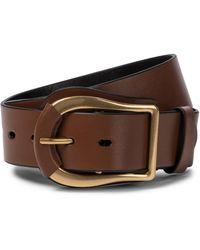 Zimmermann Cinturón de piel - Multicolor