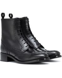 Church's - Sylvie Leather Ankle Boots - Lyst