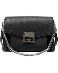 Givenchy - Small Gv3 Leather Shoulder Bag - Lyst