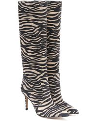 Gianvito Rossi Exclusive To Mytheresa – Suede Knee-high Boots - Multicolour