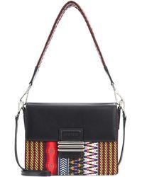 Etro - Leather Shoulder Bag - Lyst