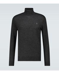 Polo Ralph Lauren Jersey de lana de cuello alto - Multicolor