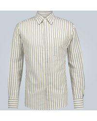Missoni Gestreiftes Hemd aus Baumwolle - Mehrfarbig