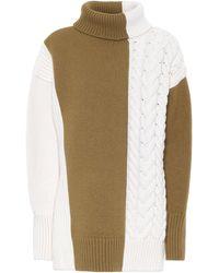 JOSEPH Merino Wool Jumper - Natural