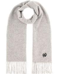 McQ - Schal aus Wolle - Lyst