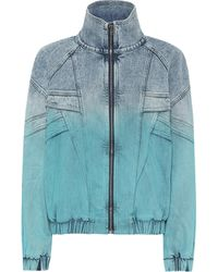 Stella McCartney Ombré Jacket - Blue
