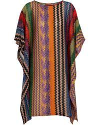Missoni Exclusive To Mytheresa – Zig-zag Knit Kaftan - Multicolor