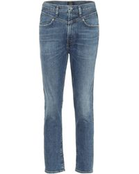 Citizens of Humanity Mia High-rise Slim Jeans - Blue